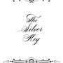 Example title design for 'The Silver Key'